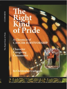 The Right Kind of Pride is a book by Christopher Cudworth about the importance of character, caregiving and community in this world. It is available on Amazon.com.