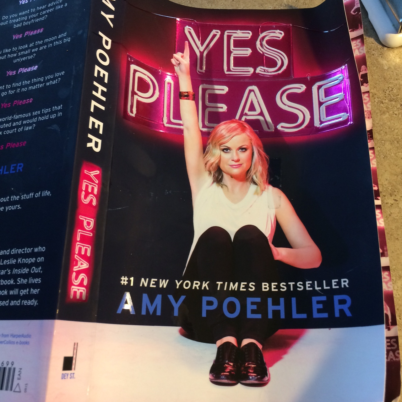 Amy Poehler Book
