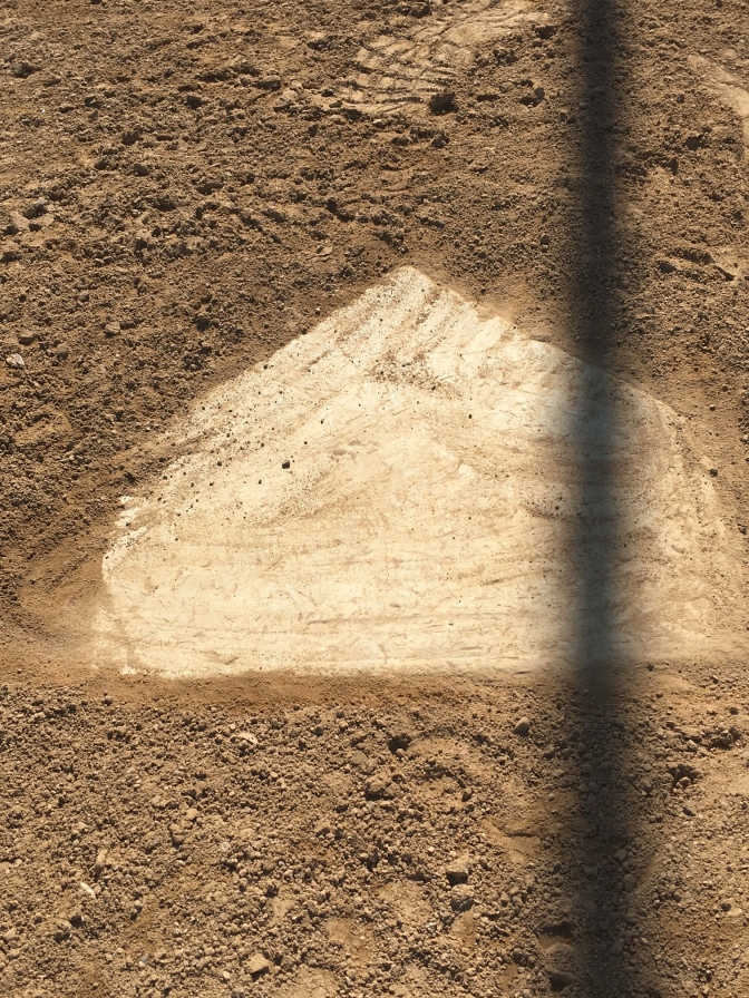 The real meaning of home plate