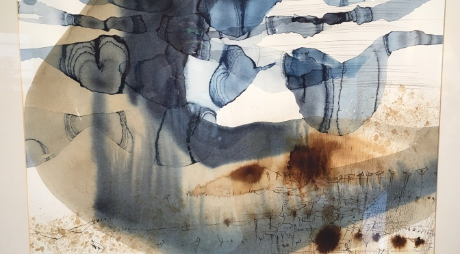 Ana Zanic watercolors elevate and expand the mind